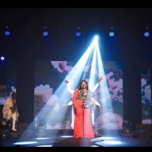 Watch: Celestine Donkor Puts Up Stupendous Performance at VGMA Xperience concert