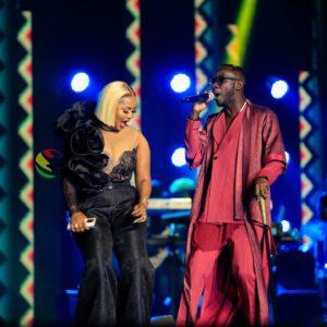 Okyeame Kwame and Mcbrown