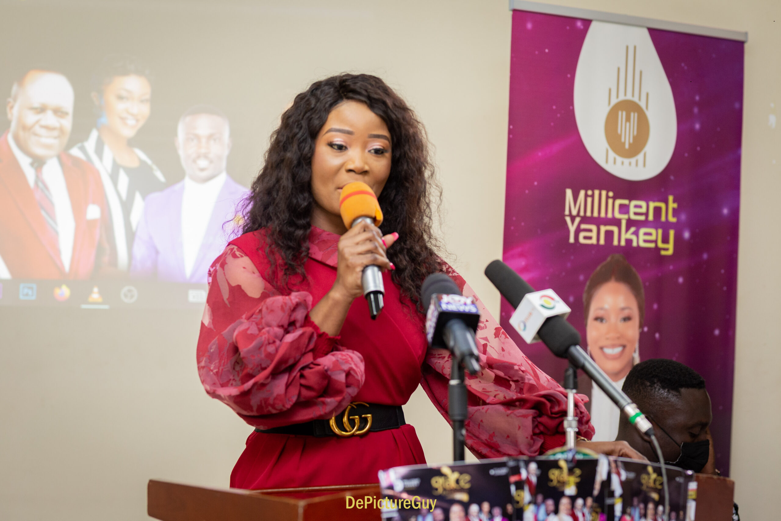 Photos: Millicent Yankey 's Grace Experience Officially Launched