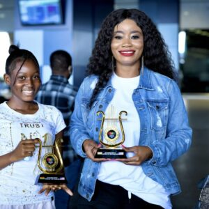 """Millicent Yankey Arrives in Ghana Ahead of """" Grace Experience """""""